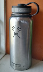 Review and Impressions: 32 oz Stainless Steel Hydro Flask