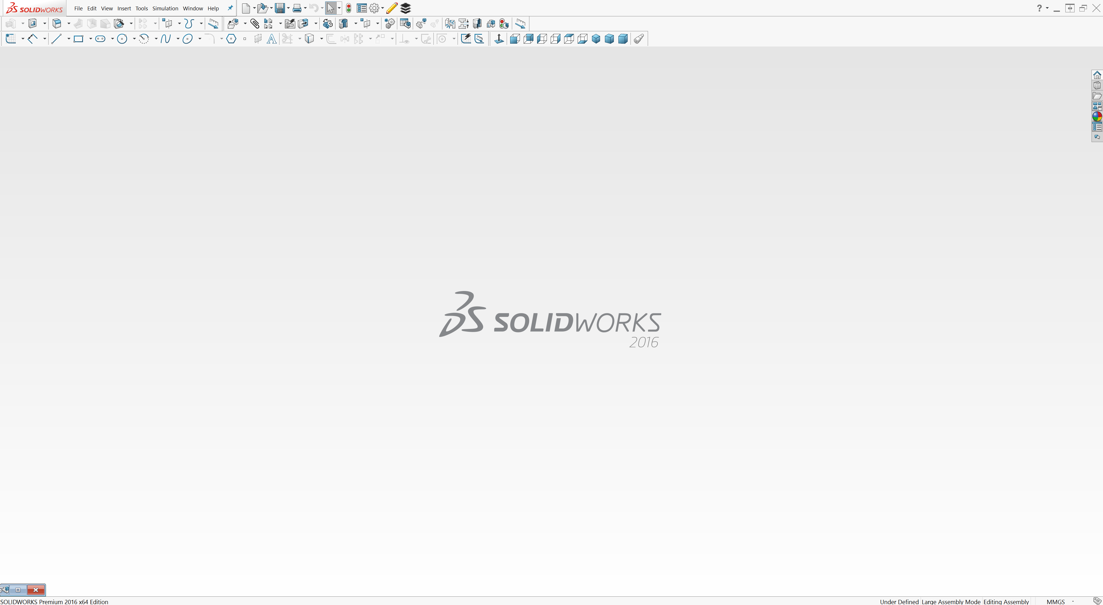 4K Solidworks