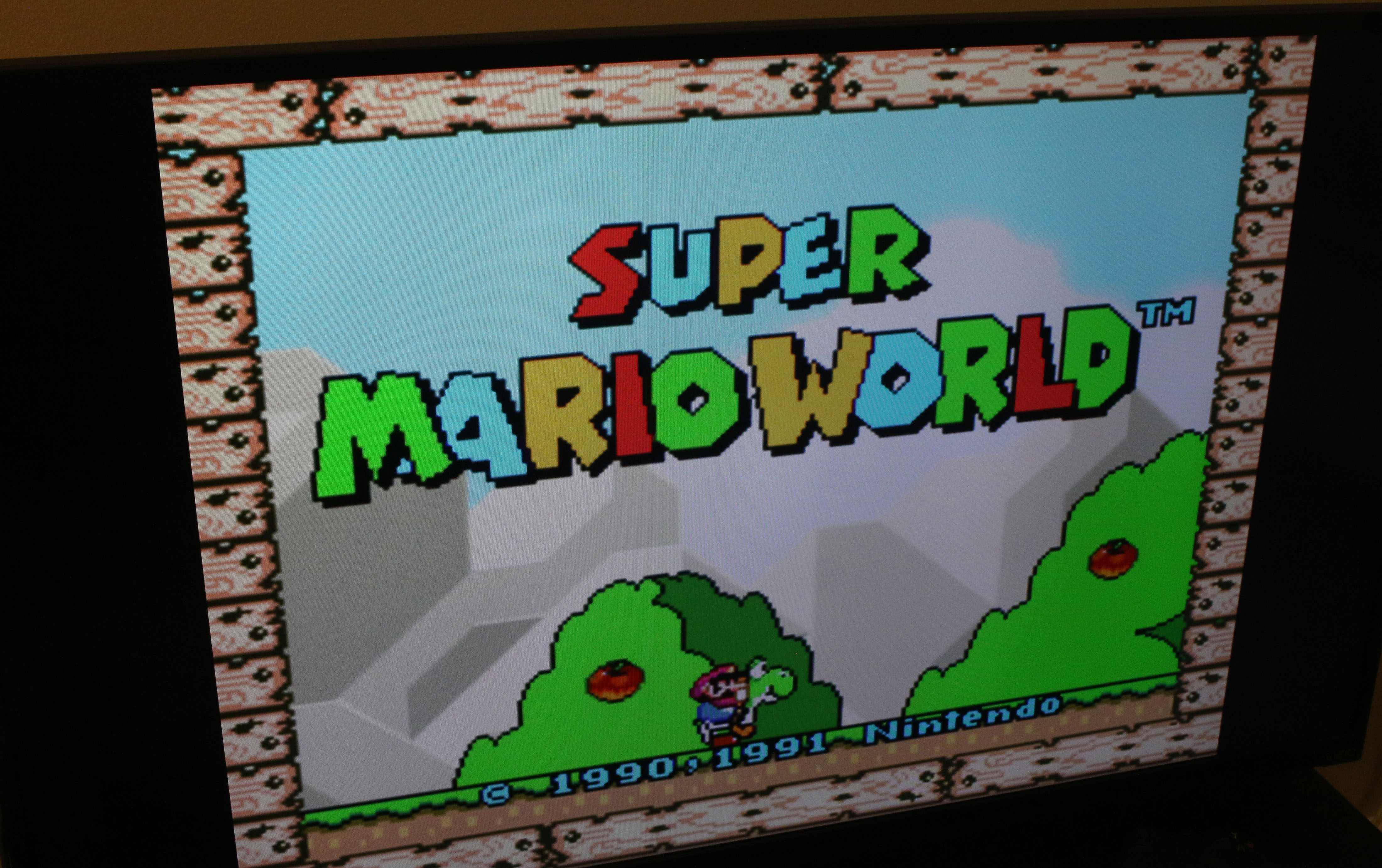 Build a SNES Classic with an Android TV Box